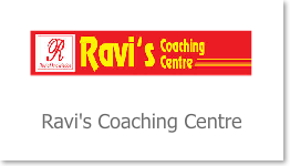Ravi Coaching logo